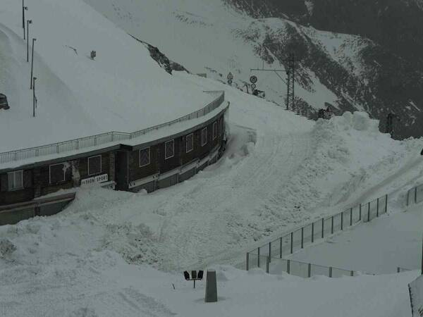webcam top stelvio 17 mei 2014